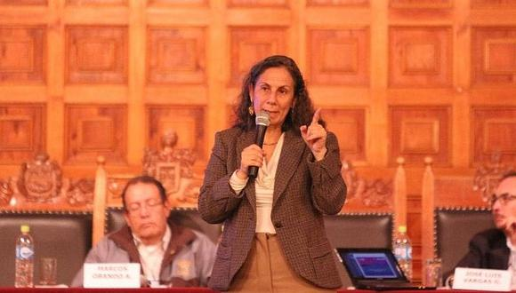 "Patricia Salas, exministra de Educación: ""No nos vemos como un país único"""
