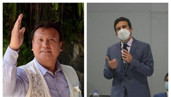 """Santiago Arancibia: """"El mensaje al ministro se envió de casualidad, justo entró una llamada"""""""
