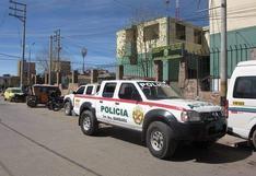 Detienen a policías ebrios en la ciudad de Juliaca