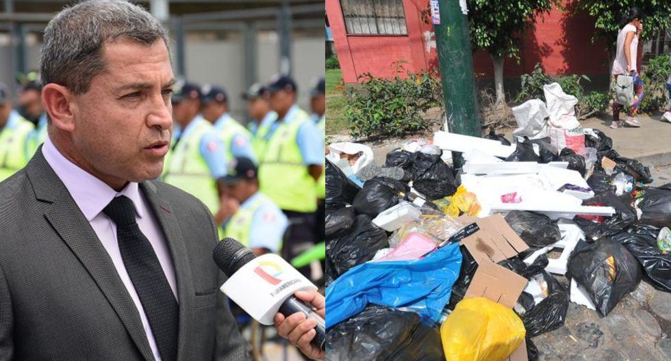 """Alcalde de Surco: Petramás resolvió """"unilateralmente"""" el contrato"""