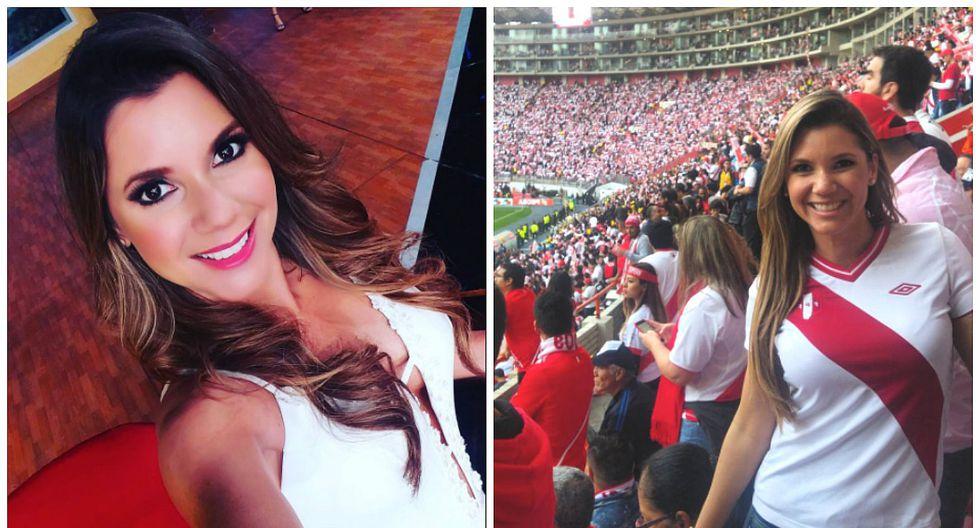 Alexandra Horler publica foto junto a colombiano y llama la atención por este detalle