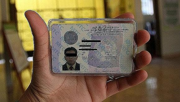 MTC modifica proceso de emisión de licencias de conducir