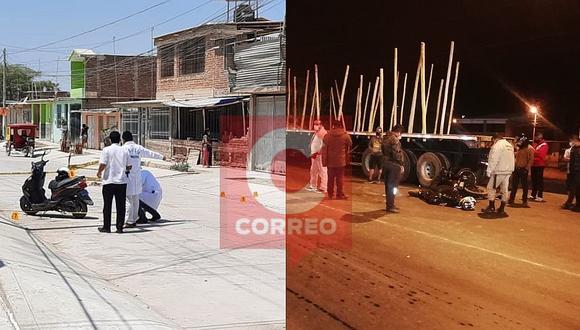 Dos personas han fallecido en menos de doce horas en Piura