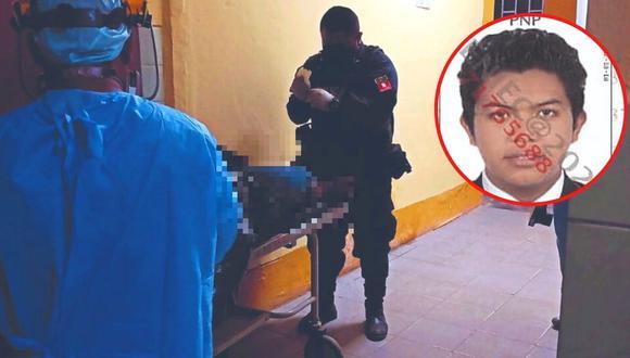 Según Policía Nacional del Perú, la víctima Jaime Campos se habría negado de pagar cupos a una banda delincuencial.