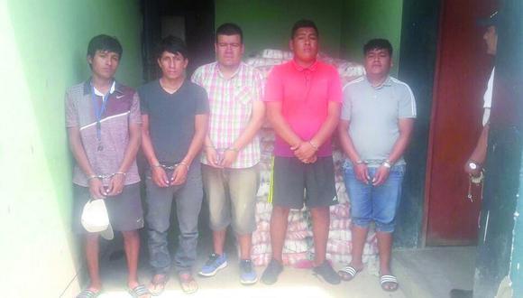 """Caen """"Los Pistoleros de San Lorenzo"""" luego de asaltar a mototaxista"""