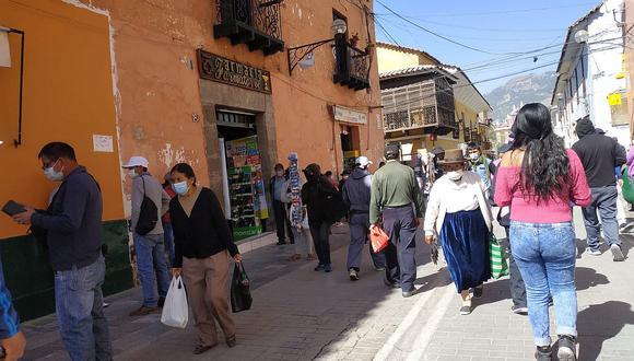 Advierten incremento de casos Covid-19 en Ayacucho