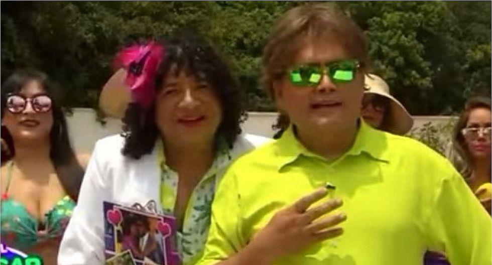 Así fue el reencuentro de la 'Carlota' con 'Luismi' en 'El Wasap de JB' (VIDEO)