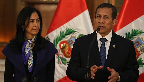 Ollanta Humala y Nadine Heredia son procesados por el caso Odebrecht. (Foto: El Comercio)