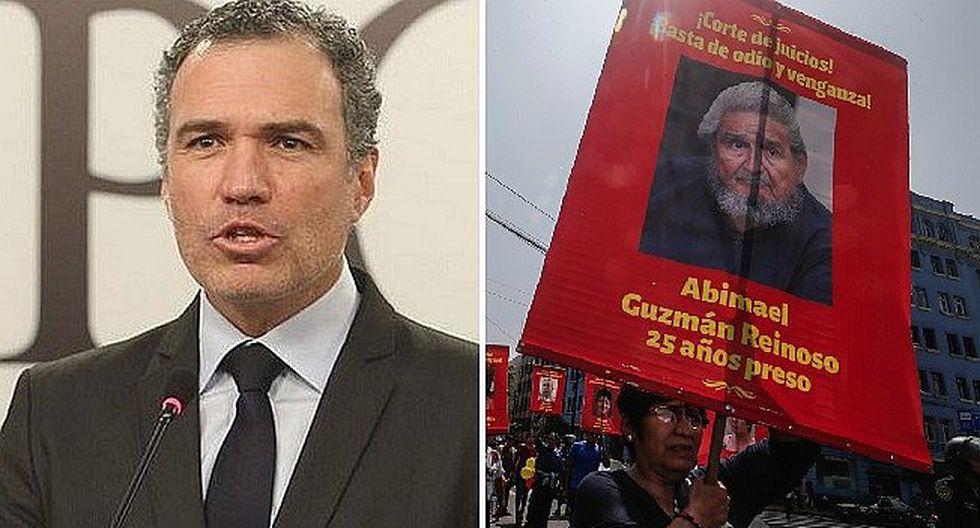 Salvador Del Solar: Esto dijo el ministro de Cultura sobre las marchas del Movadef