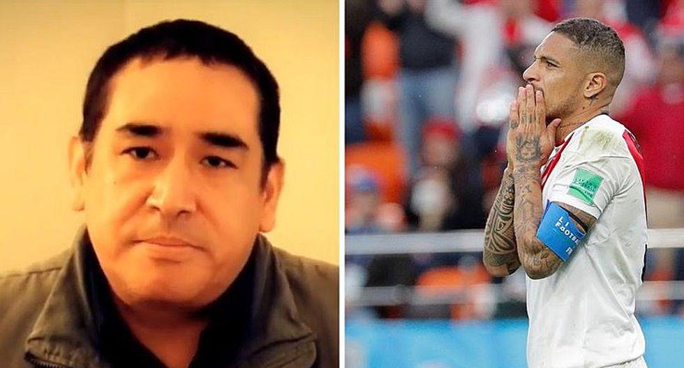 Trabajador del Swissotel se muestra molesto y ahora niega que haya 'contaminado' a Paolo Guerrero (VIDEO)