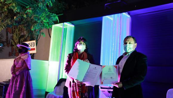 Vicegobernadora participó de actividades culturales