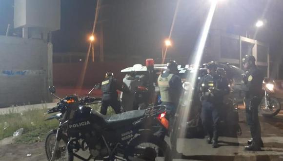 Desconocidos arrojan aparato explosivo a casa de mototaxista en Chincha.