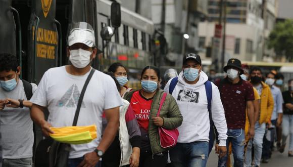 Decisión se basa en el avance de la pandemia respecto a contagios y fallecidos por coronavirus en las últimas semanas. (Foto: GEC)