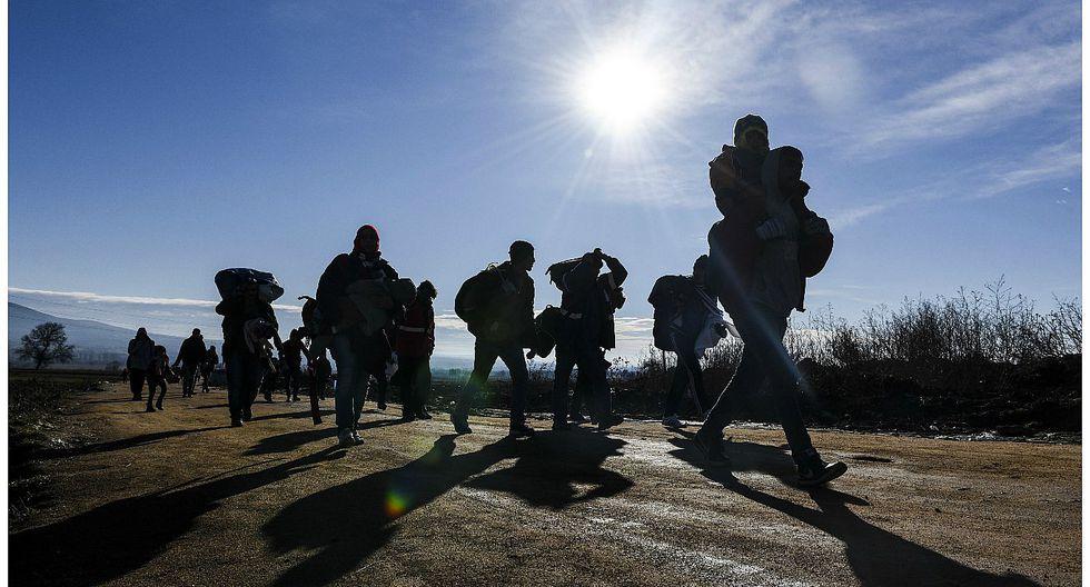 ONU: Más de 65 millones de desplazados forzosos por conflictos y persecución (VIDEO)