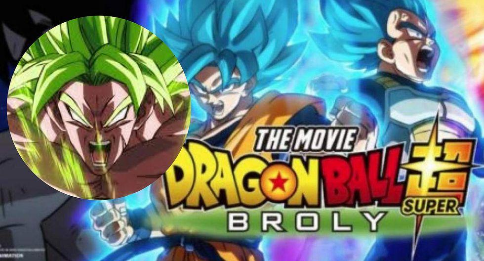 Dragon Ball Super: Broly logra recaudar US$54 millones a nivel mundial