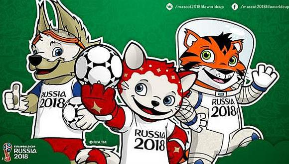 Mundial Rusia 2018: Un gato, un tigre y un lobo son los candidatos a mascota