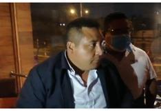 """José Ruiz: """"Estuve cenando y me retiré antes del toque de queda"""""""