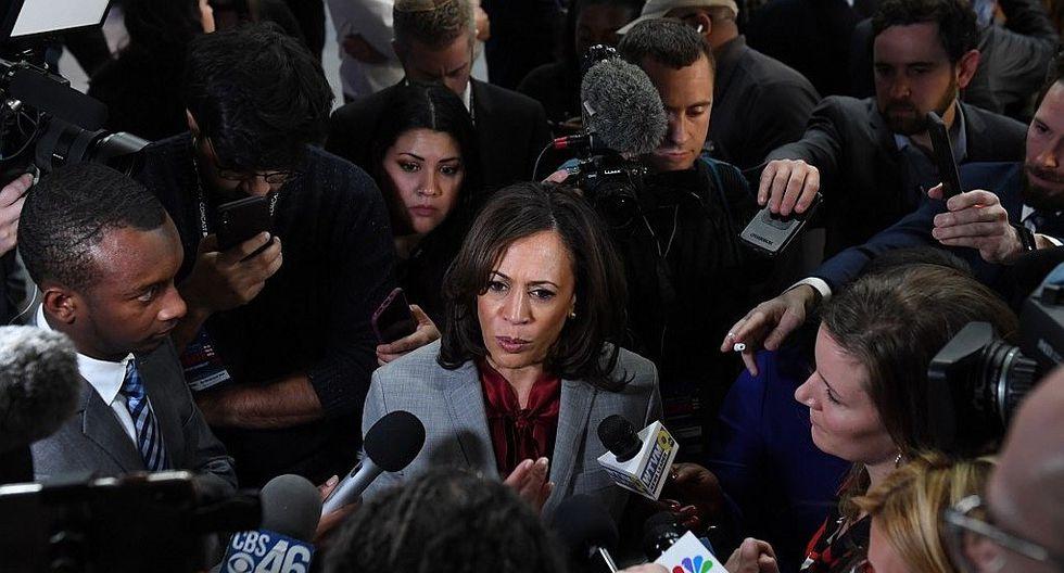 Kamala Harris abandona la carrera para las presidenciales de 2020 por no contar con fuentes de financiación