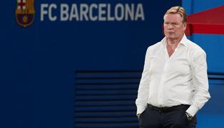 Ronald Koeman afirma que Barcelona no es favorito en la Champions League
