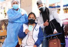 Vacunarán a gestantes mayores de 18 años y pacientes oncológicos en Puno