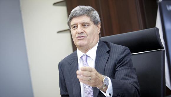 """Raúl Diez Canseco también afirmó que votos que va a tener el ganador en la segunda vuelta de las Elecciones 2021 """"son prestados"""". (Foto: GEC)"""