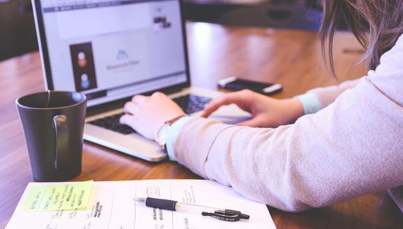 Los cursos online ayudará a capacitar al personal. (Pixabay)