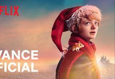 """Mira el avance oficial de """"El chico que salvó la navidad"""" en Netflix"""