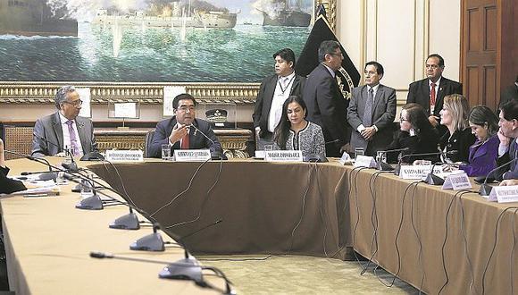 Nuevas bancadas empiezan a mover sus fichas para dirigir comisiones