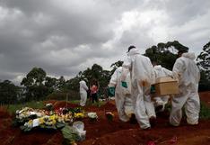 Más de tres millones de muertos por COVID-19 en el mundo