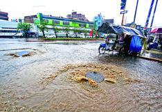 Ante inicio de lluvias Junín reporta 18 distritos en riesgo alto por inundaciones