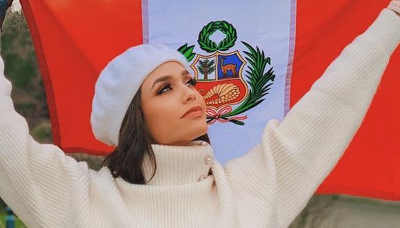 Janick Maceta remarcó sus orígenes peruanos (Foto: @janickmaceta)