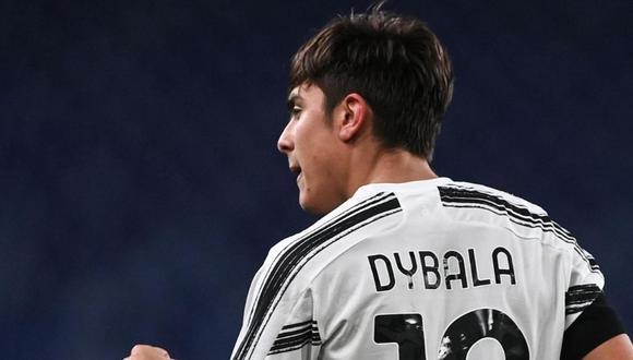 Paulo Dybala en los planes de Mauricio Pochettino (Foto: AFP)