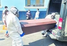 COVID-19: Reportan la muerte de 31 personas más en La Libertad