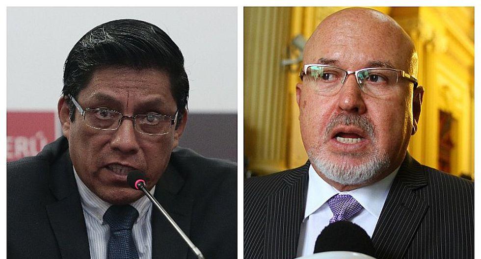 Vicente Zeballos calificó de exabrupto declaraciones de Bruce sobre presidente Vizcarra