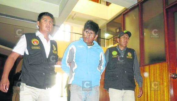 """PNP: Capturan a presunto """"monstruo de Chilina"""" en ronda policial"""