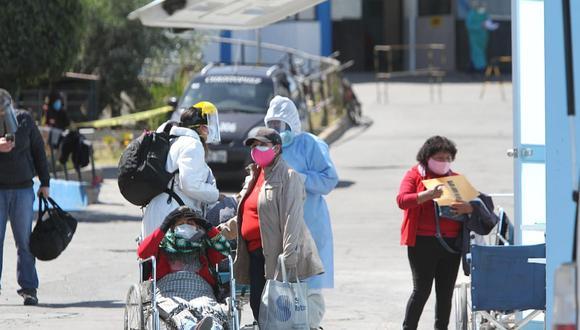 No hubo mejoras con intervención del Minsa en Arequipa, según directora de red de Salud