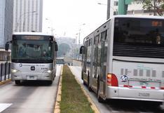 ATU brindará servicios expresos por horas frente a paralización de concesionarios del Metropolitano este martes