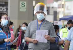 Más de 1.300 personas fueron vacunadas en las estaciones del Metro de Lima