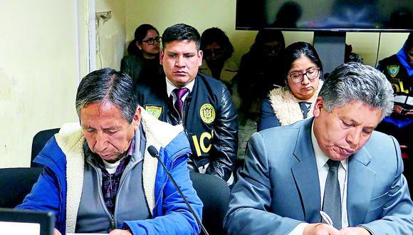 Dictan tres años de prisión para jurado coimero de la UNA Puno