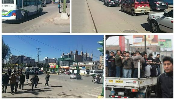 Paro Nacional: Cusco acata medida de protesta a medias