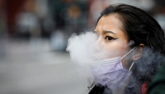 Estados Unidos es el país con más contagios de coronavirus en el mundo. (REUTERS/Brendan McDermid).