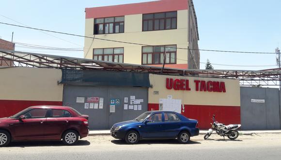 La Unidad de Gestión Educativa Local (Ugel) Tacna compró mascarillas por 845 mil soles. (Foto: Correo)