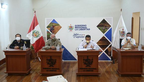 Proponen 'barridos' de seguridad entre el Ejército, la PNP y serenazgo