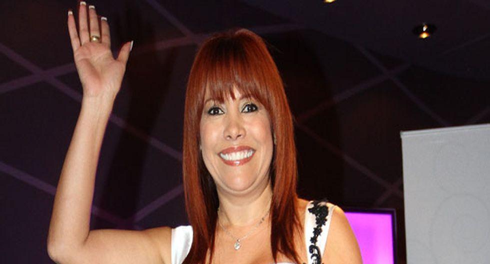 Magaly Medina pidió que no la comparen con Gisela