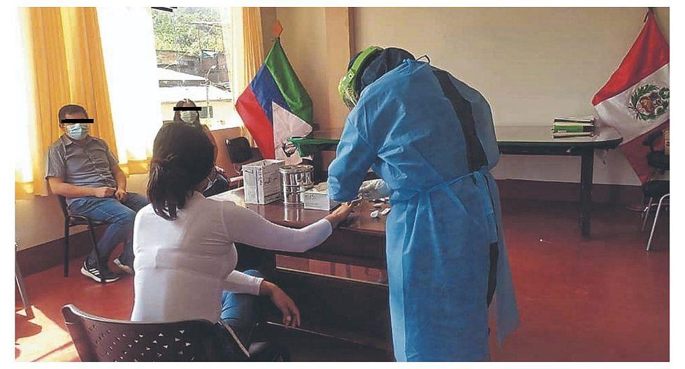 Cierran la Municipalidad Distrital de El Faique por casos de coronavirus