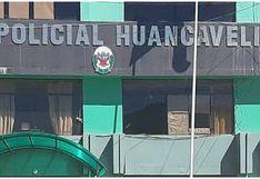 Huancavelica: denuncian abandono a policías con COVID-19