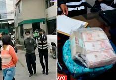 Huancayo: Madre retiró denuncia contra su hijo luego de haber sufrido el robo de 120 mil soles