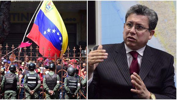Rodríguez Mackay: EE.UU. está neutralizando los bolsillos de la cúpula de Nicolás Maduro