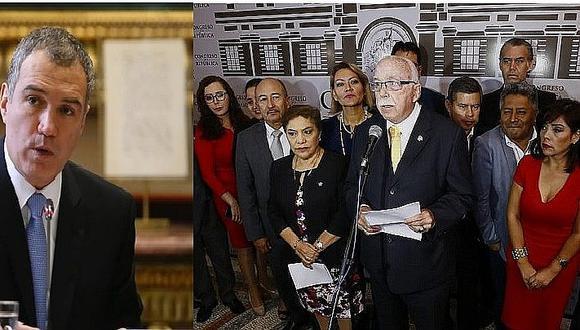 Premier Salvador del Solar acudirá al Congreso este lunes para reunirse con Fuerza Popular