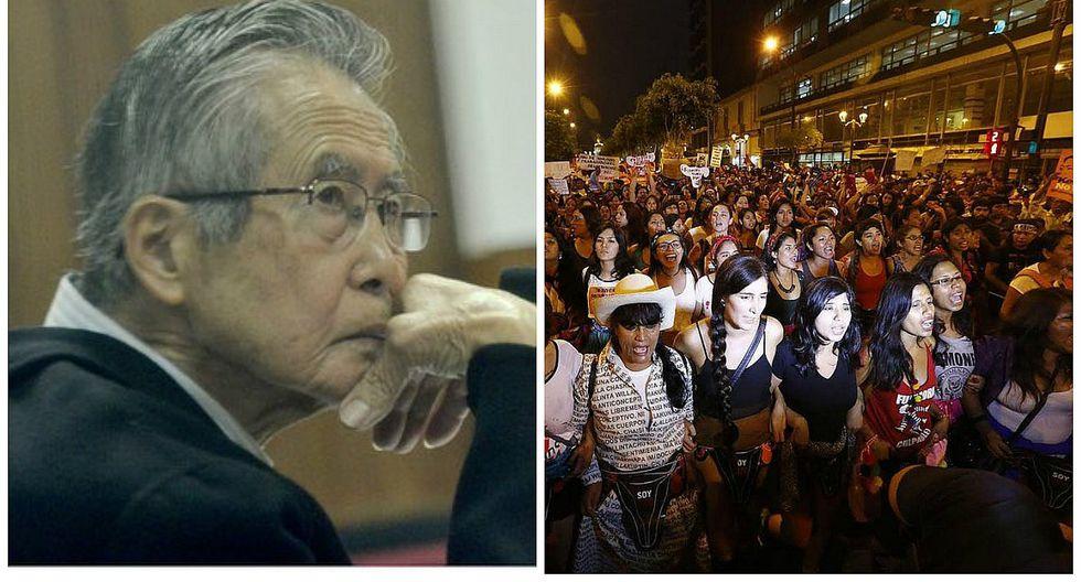 Alberto Fujimori: marcha contra eventual indulto se realizará este viernes